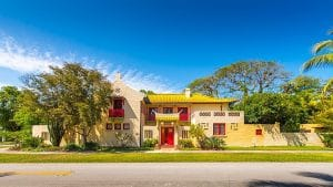 chinese village house in coral gables