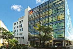 nicklaus-childrens-hospital-from the outside