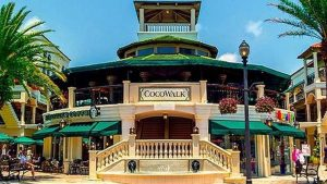 image of a bulding at cocowalk