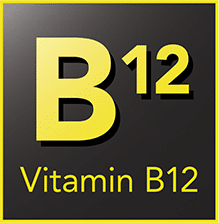 b-12 symbol