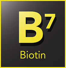 biotin symbol