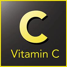 vitamin c symbol