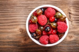 Berries are among foods that help fight inflammation